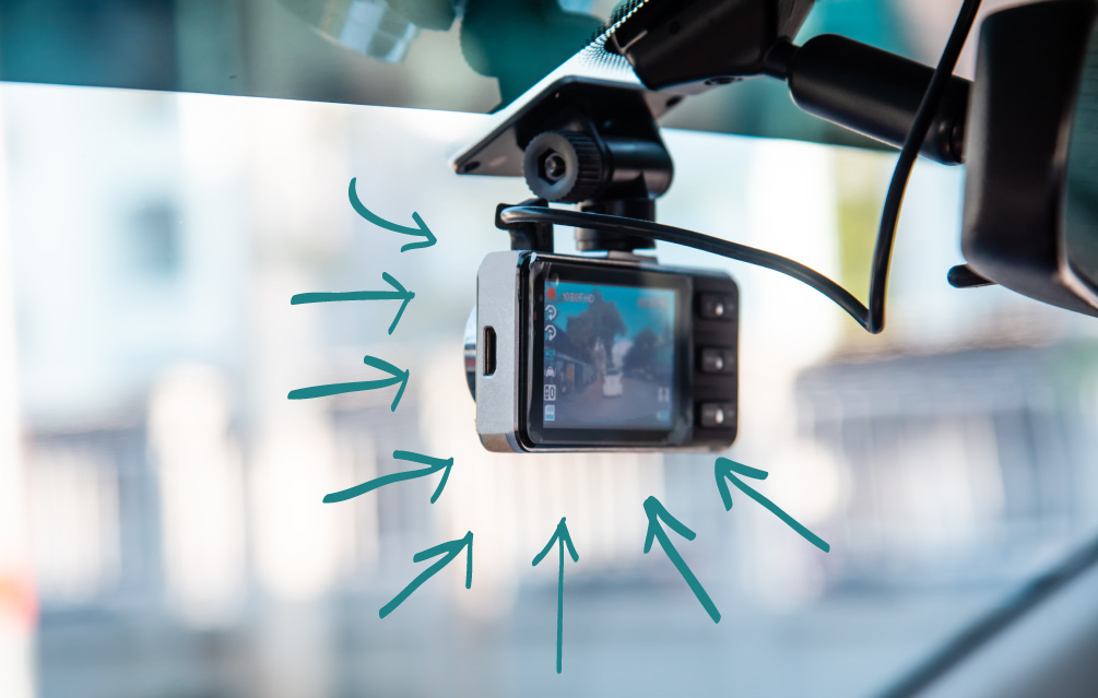 Dash cams In Australia - What You Need to Know