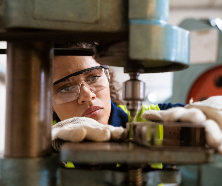 Sciaccas' tips for manufacturing and factory workers